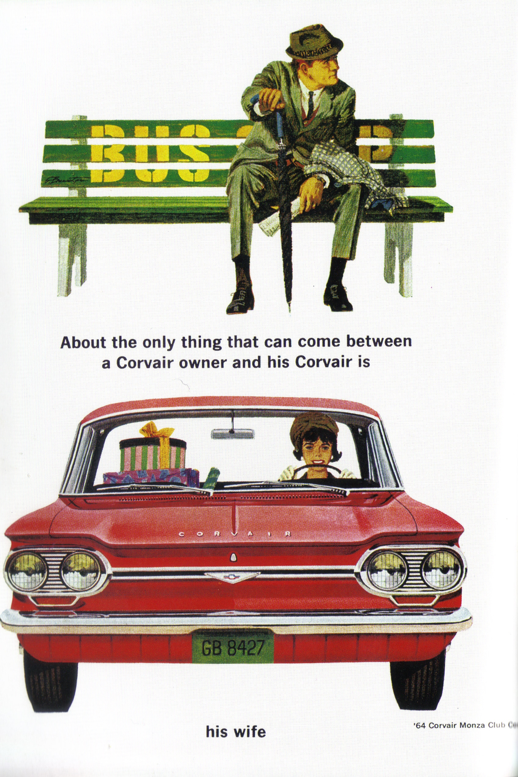 green corvair