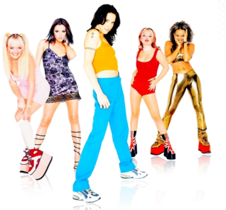 spice girl shoes