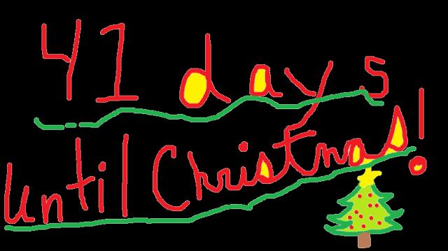 christmas paint