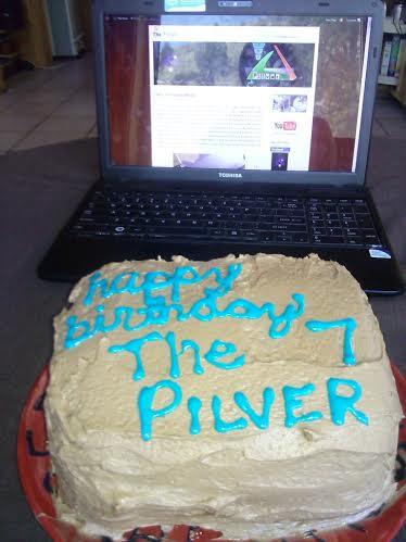 pilver cake