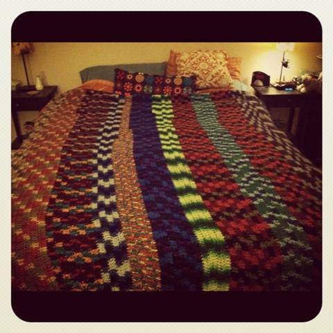 ugly blanket
